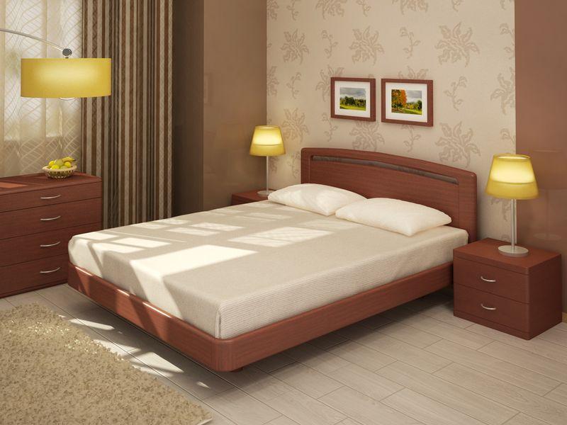 купить кровать из массива бука работы течение года